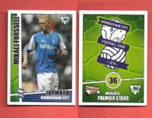 Birmingham City Mikael Forssell 36 (MPS)